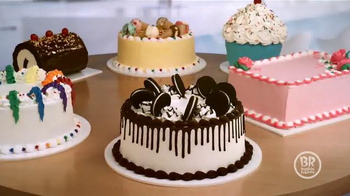 Baskin-Robbins Mother's Day Cakes TV Spot, 'Endless Possibilities' - Thumbnail 4