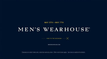 Men's Wearhouse TV Spot, 'Unmatched Style' - Thumbnail 6