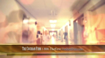 The Cochran Law Firm TV Spot, 'Victims of Medical Malpractice' - Thumbnail 3