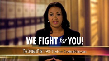 The Cochran Law Firm TV Spot, 'Victims of Medical Malpractice' - Thumbnail 9