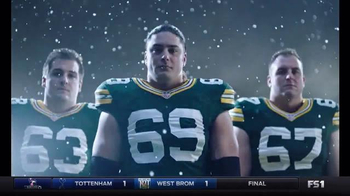 Gillette Fusion ProShield TV Spot, 'Offense' Featuring David Bakhtiari