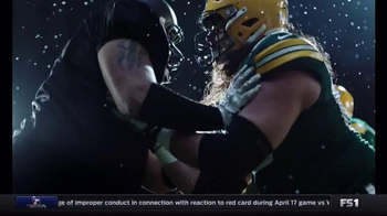 Gillette Fusion ProShield TV Spot, 'Offense' Featuring David Bakhtiari - Thumbnail 4