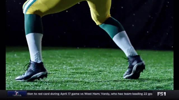 Gillette Fusion ProShield TV Spot, 'Offense' Featuring David Bakhtiari - Thumbnail 5