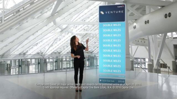 Capital One Venture Card TV Spot, 'The Statement' Feat. Jennifer Garner - Thumbnail 7