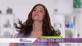 True Brazilian TV Spot, 'My Secret' Featuring Suzanne Somers - Thumbnail 5