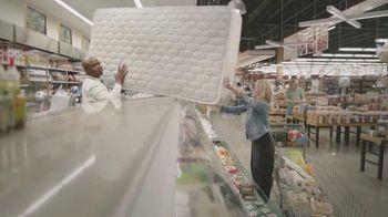 Sleepy's TV Spot, 'Supermarket'