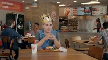 Burger King Whopper Dog TV Spot, 'Whopper Fan'