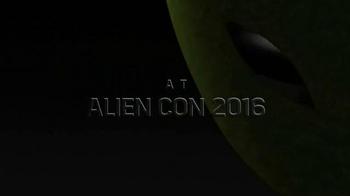 2016 Alien Con TV Spot, 'Make Contact' - Thumbnail 2