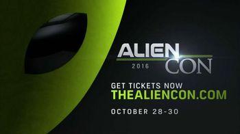 2016 Alien Con TV Spot, 'Make Contact'