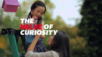 True Value Hardware TV Spot, 'The Value of Curiosity: Mower & Tools'
