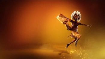 The Lion King on Broadway TV Spot, 'Feel the Joy' - Thumbnail 1