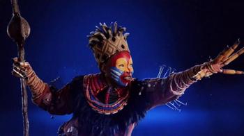 The Lion King on Broadway TV Spot, 'Feel the Joy' - Thumbnail 10