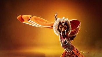 The Lion King on Broadway TV Spot, 'Feel the Joy' - Thumbnail 2