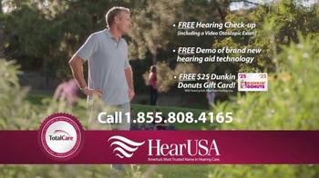 HearUSA TotalCare TV Spot, 'Video Otoscopic Exam' - Thumbnail 9