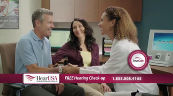 HearUSA TotalCare TV Spot, 'Video Otoscopic Exam' - Thumbnail 2