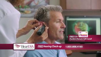 HearUSA TotalCare TV Spot, 'Video Otoscopic Exam' - Thumbnail 3