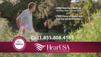 HearUSA TotalCare TV Spot, 'Video Otoscopic Exam' - Thumbnail 8