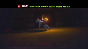 LEGO Scooby-Doo!: Haunted Hollywood Home Entertainment TV Spot - Thumbnail 2