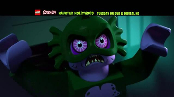LEGO Scooby-Doo!: Haunted Hollywood Home Entertainment TV Spot - 315 commercial airings