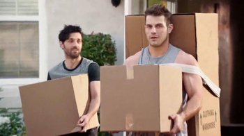 XFINITY TV Spot, 'Your Moving Team' - 8151 commercial airings