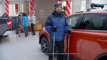 Toyota Time Sales Event TV Spot, 'Adventures' - 955 commercial airings
