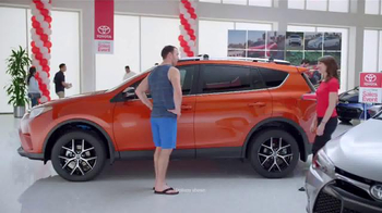 Toyota Time Sales Event TV Spot, 'Adventures' - Thumbnail 1