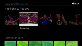 XFINITY X1 TV Spot, 'Get Ready for the Olympics' Featuring Carli Lloyd - Thumbnail 3