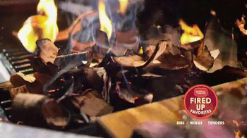 Golden Corral Fired Up Favorites TV Spot, 'Firebreather' - Thumbnail 3