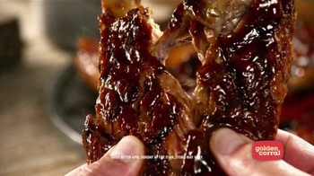 Golden Corral Fired Up Favorites TV Spot, 'Firebreather' - Thumbnail 5