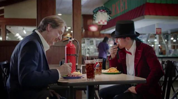 Golden Corral Fired Up Favorites TV Spot, 'Firebreather' - Thumbnail 8