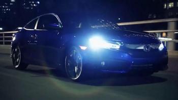 2016 Honda Civic Coupé TV Spot, 'Skate' [Spanish] - Thumbnail 5