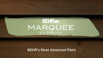 BEHR Marquee Exterior Paint TV Spot, 'Tiny House' Song by HiFi Project - Thumbnail 10