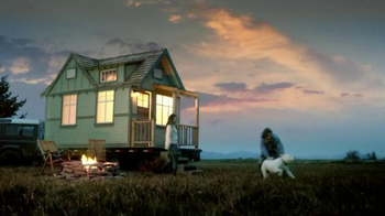 BEHR Marquee Exterior Paint TV Spot, 'Tiny House' Song by HiFi Project - Thumbnail 9