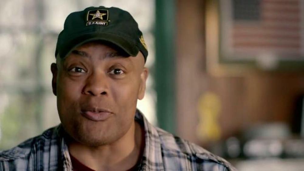 U.S. Army TV Commercial, 'ESD Dad'
