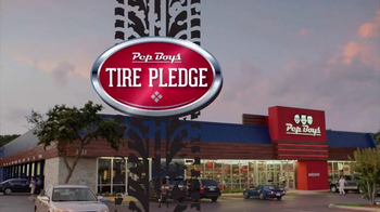 PepBoys TV Spot, 'Tire Pledge' - 1162 commercial airings