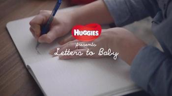 Huggies TV Spot, 'Hilary's Letter to Baby' - Thumbnail 1