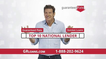 Guaranteed Rate TV Spot, 'Lender Checklist' Featuring Ty Pennington