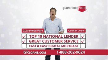 Guaranteed Rate TV Spot, 'Lender Checklist' Featuring Ty Pennington - Thumbnail 4
