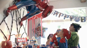 Party City TV Spot, 'Assemble a Marvel-Themed Birthday Party'