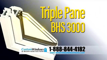 Beldon Home Solutions Custom Windows TV Spot, 'Energy Dollars' - Thumbnail 2