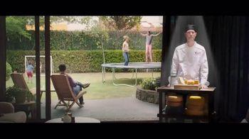 Kraft Triple Cheddar TV Spot, 'Stuffed Sliders'