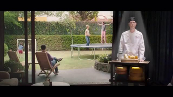 Kraft Triple Cheddar TV Spot, 'Stuffed Sliders'