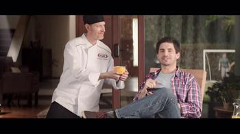 Kraft Triple Cheddar TV Spot, 'Stuffed Sliders' - Thumbnail 3