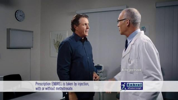 Enbrel TV Spot, 'Relieve Joint Pain' Featuring Phil Mickelson - Thumbnail 3