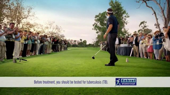 Enbrel TV Spot, 'Relieve Joint Pain' Featuring Phil Mickelson - Thumbnail 5
