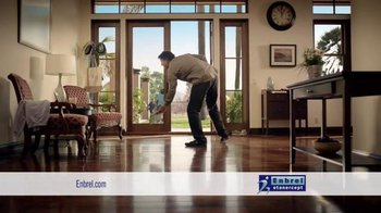 Enbrel TV Spot, 'Relieve Joint Pain' Featuring Phil Mickelson - Thumbnail 6