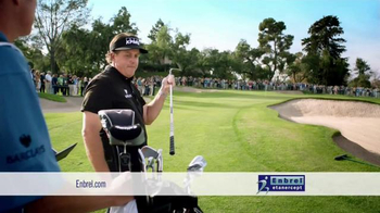 Enbrel TV Spot, 'Relieve Joint Pain' Featuring Phil Mickelson - Thumbnail 7