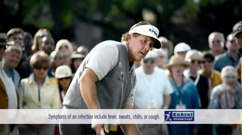 Enbrel TV Spot, 'Relieve Joint Pain' Featuring Phil Mickelson - Thumbnail 9