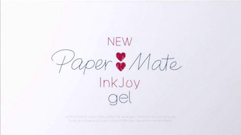 Paper Mate Ink Joy Gel Pens TV Spot, 'Fifty Fingers' - Thumbnail 3