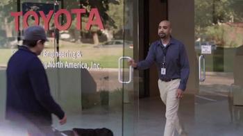 Toyota TV Spot, 'The Toyota Effect: Project BLAID' - Thumbnail 4